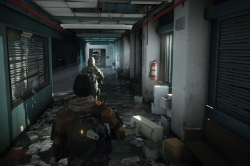 Beta-ul închis de la The Division