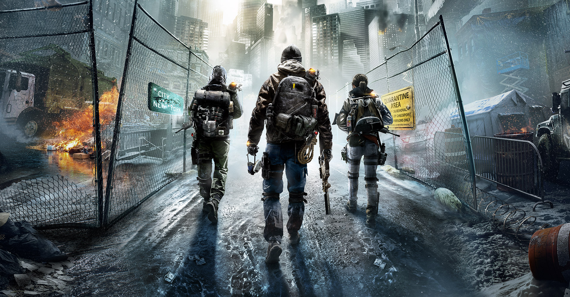 The Division Background