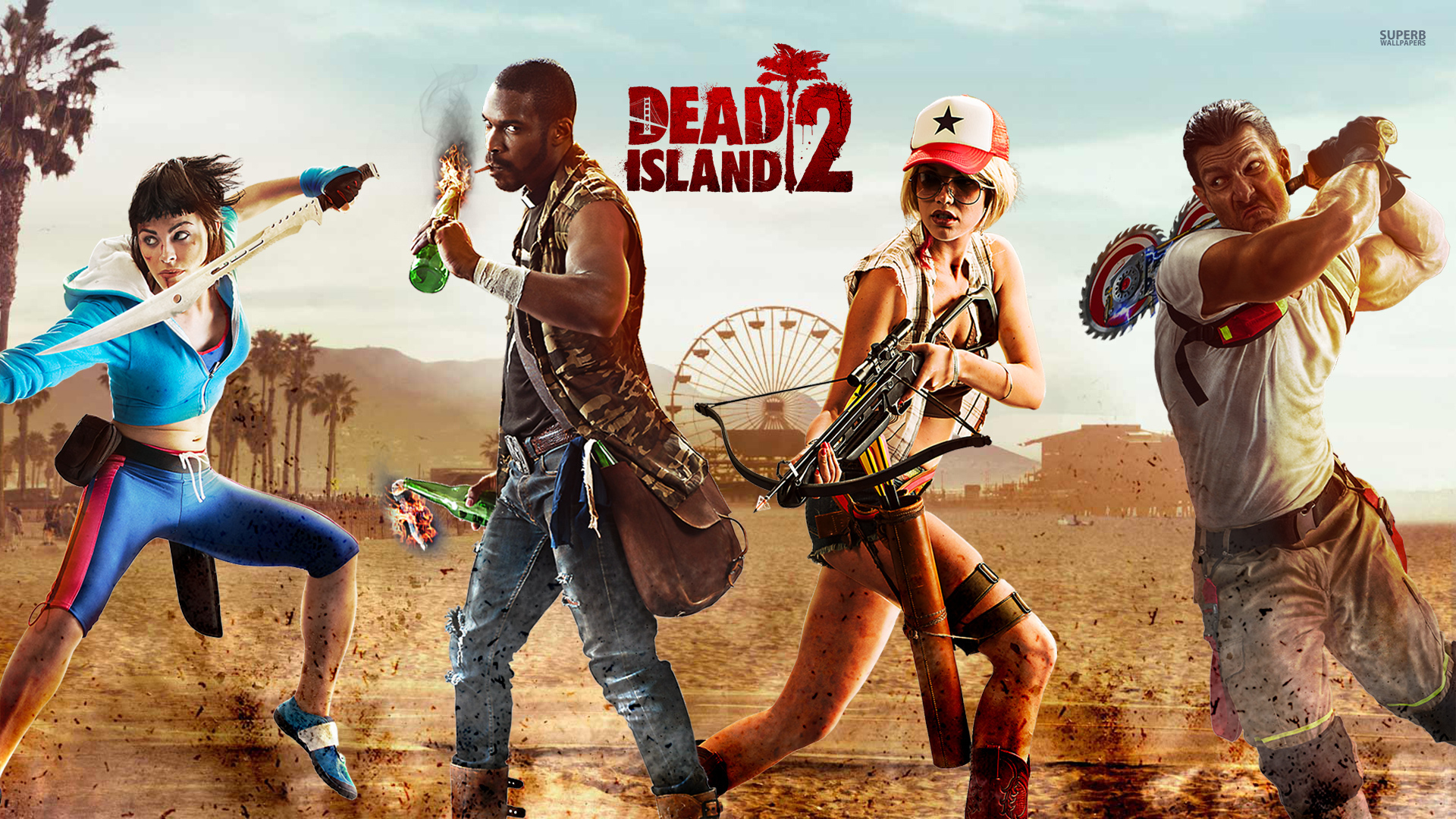 Dead Island Customization