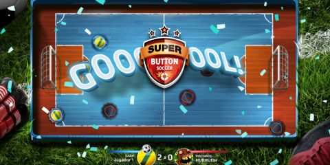 Super Button Soccer