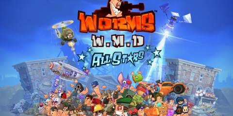 Worms WMD_AllStars_KeyArt_PCOnly_TF2