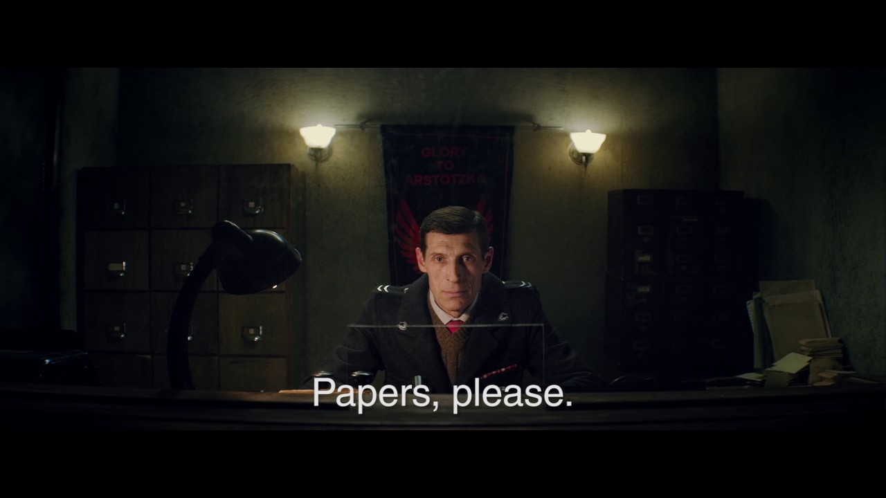 papers please primește o adaptare într un scurt film iată