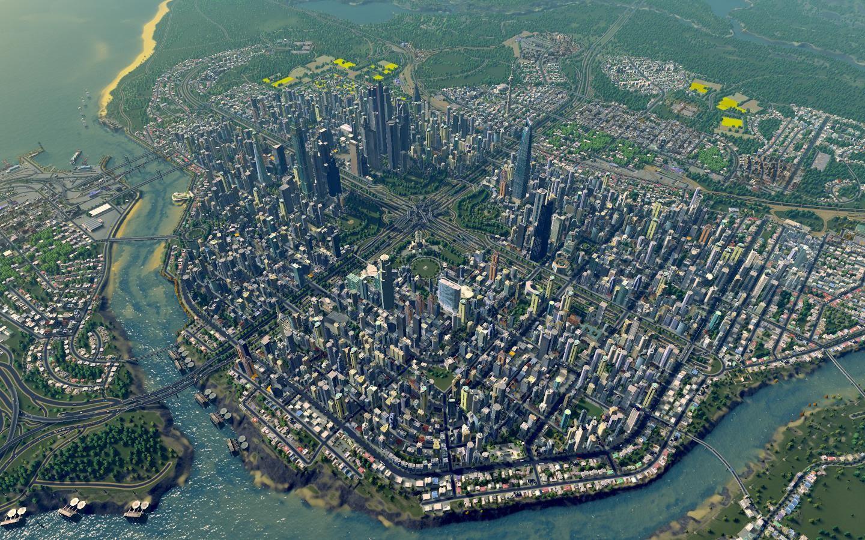 Cities Skylines Mod Building Theme Downlpad
